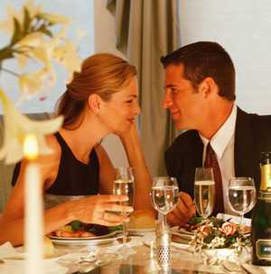 Egyetlen vacsora randi