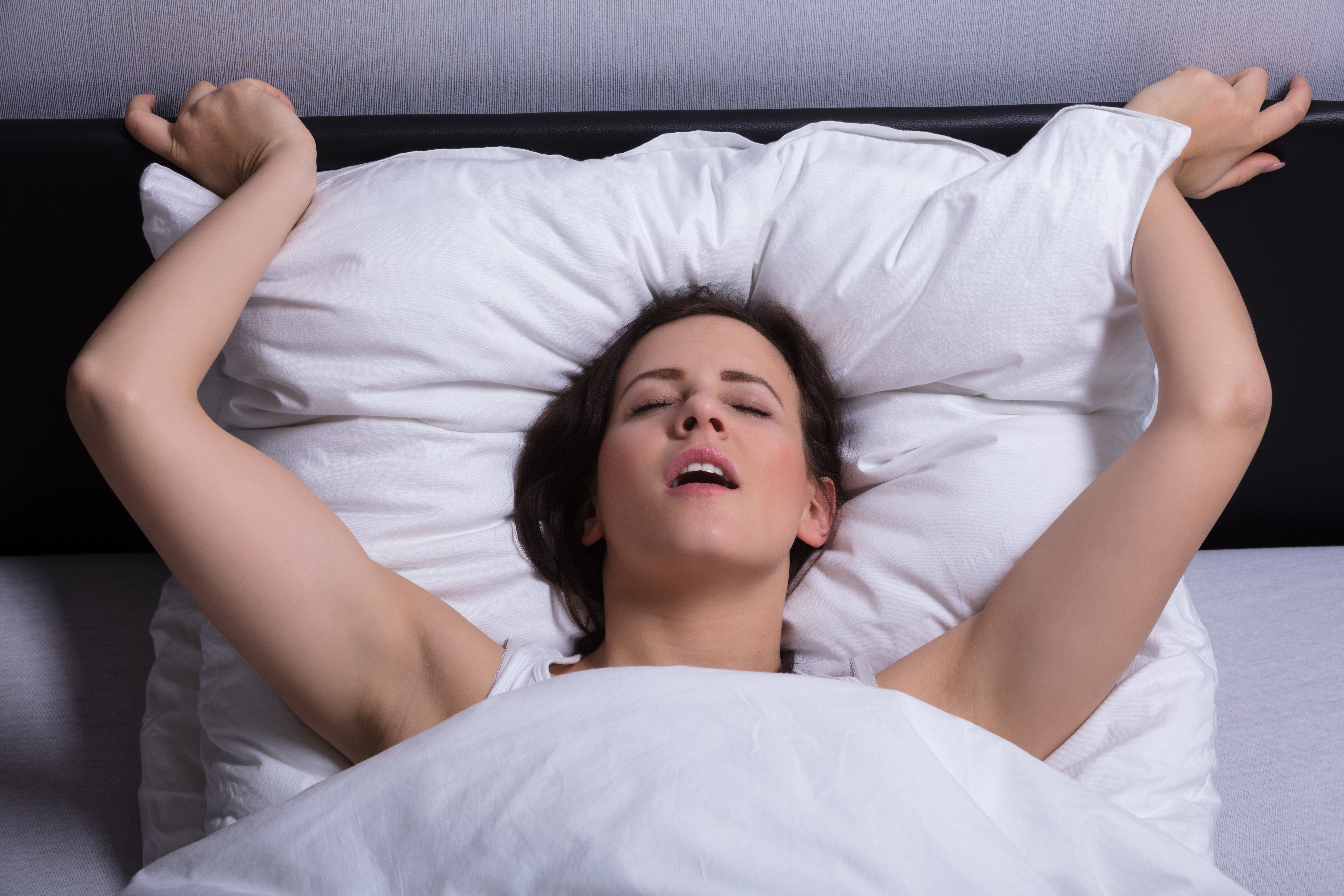 Nők orgazmus