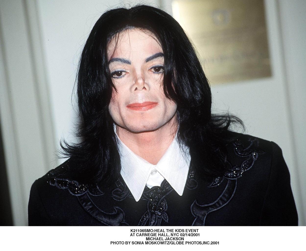 Michael Jackson összeesküvés