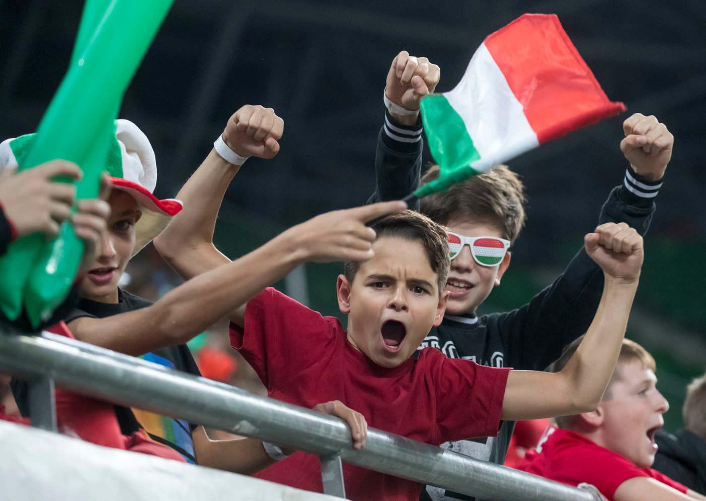 A Magyarország-Azerbajdzsán Eb-selejtező legjobb képei