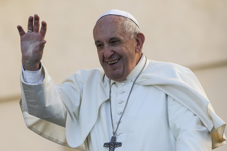 Ferenc pápa szeptemberben Magyarországra érkezik