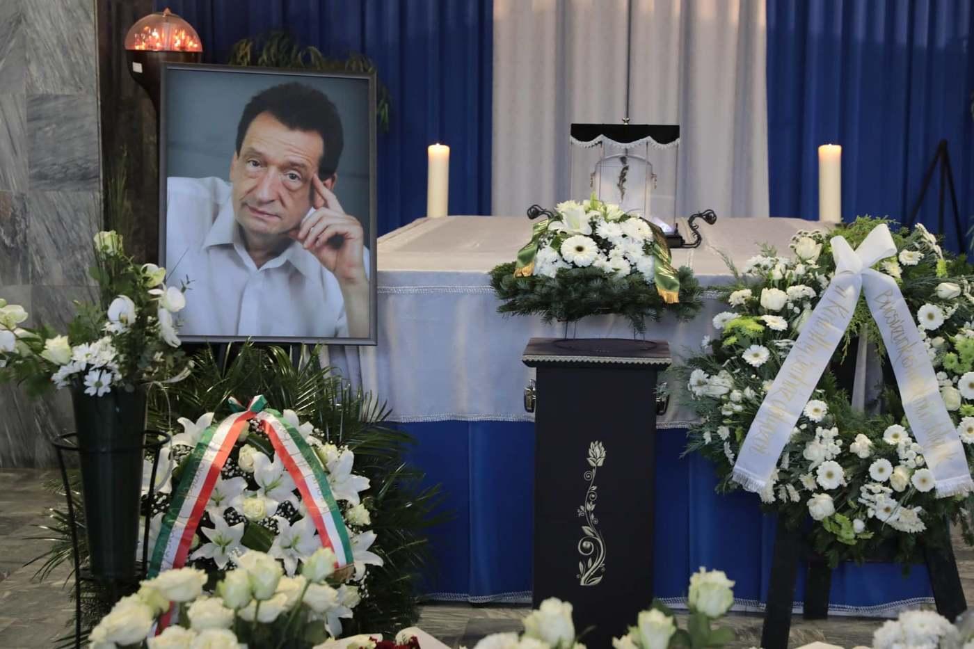 Karinthy Márton temetése