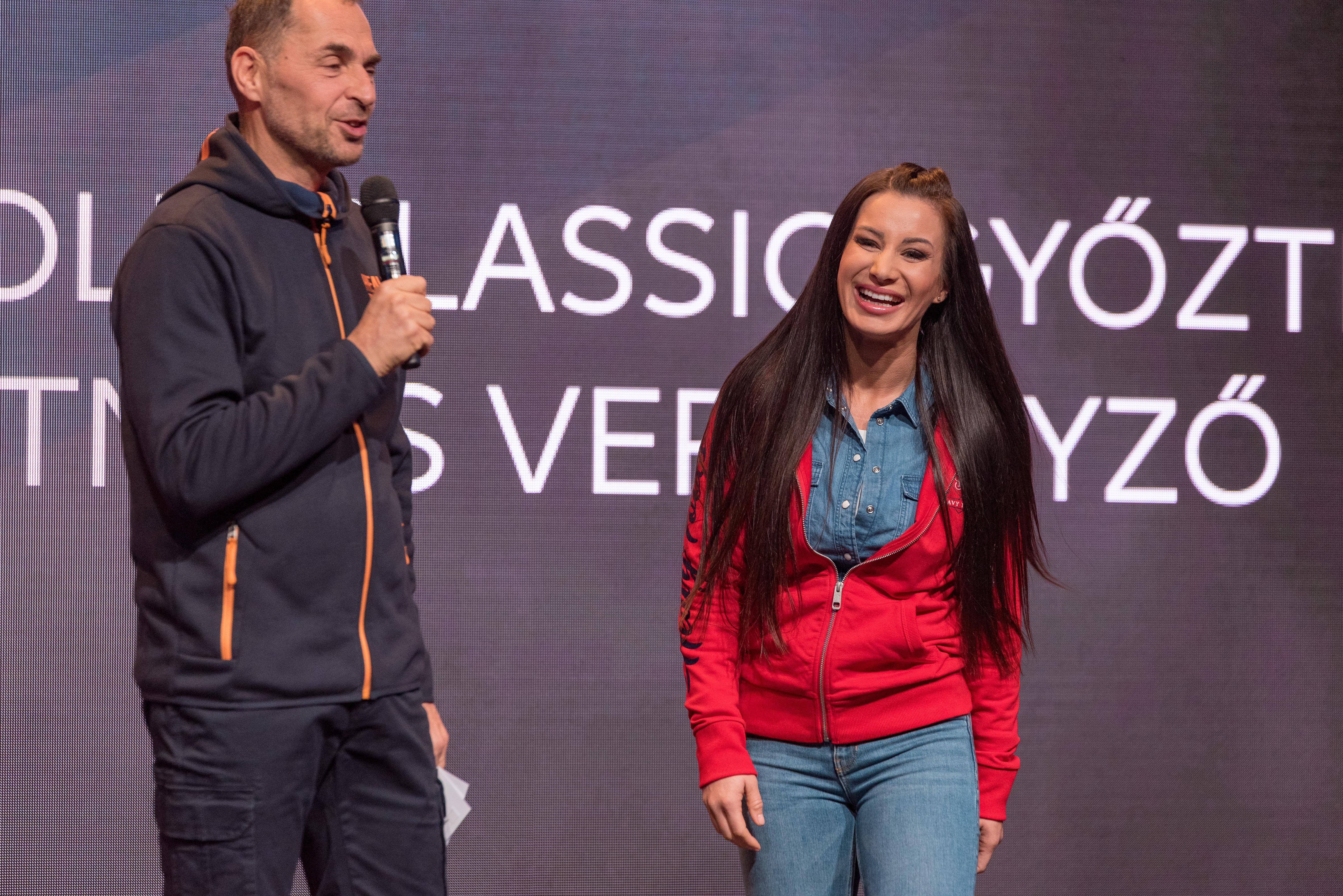 Kocsis Alexandra bakival kezdte a videós karrierjét