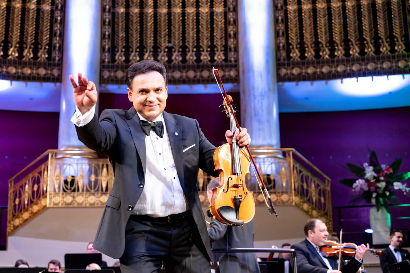 Mága Zoltán VI. Bécsi Újévi Koncert