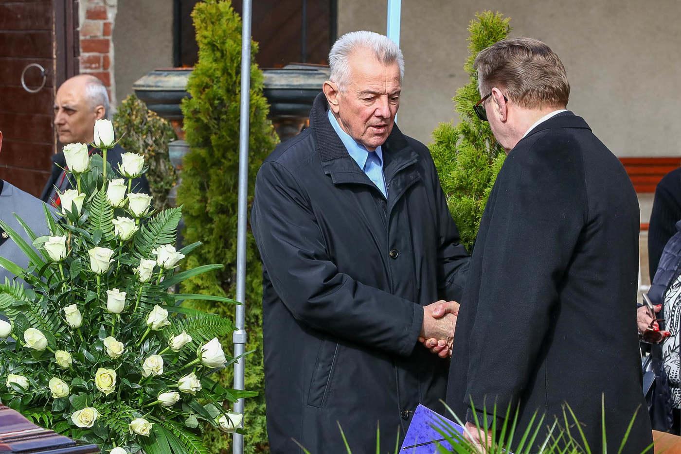 Schmitt Pál, a MOB tiszteletbeli elnöke