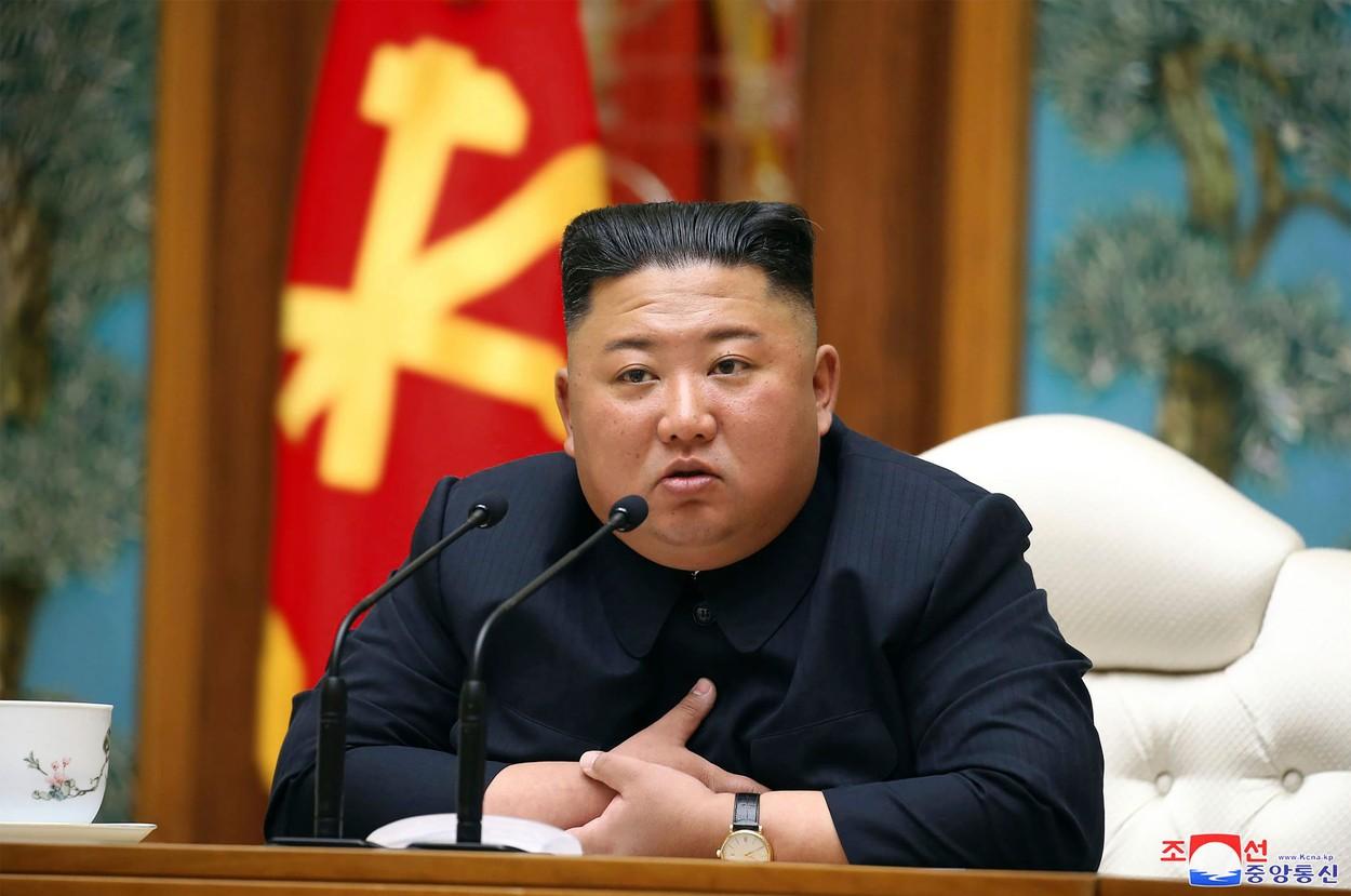 Kim Dzsongun el akarta lopni a Pfizer vakcinájának technológiáját.