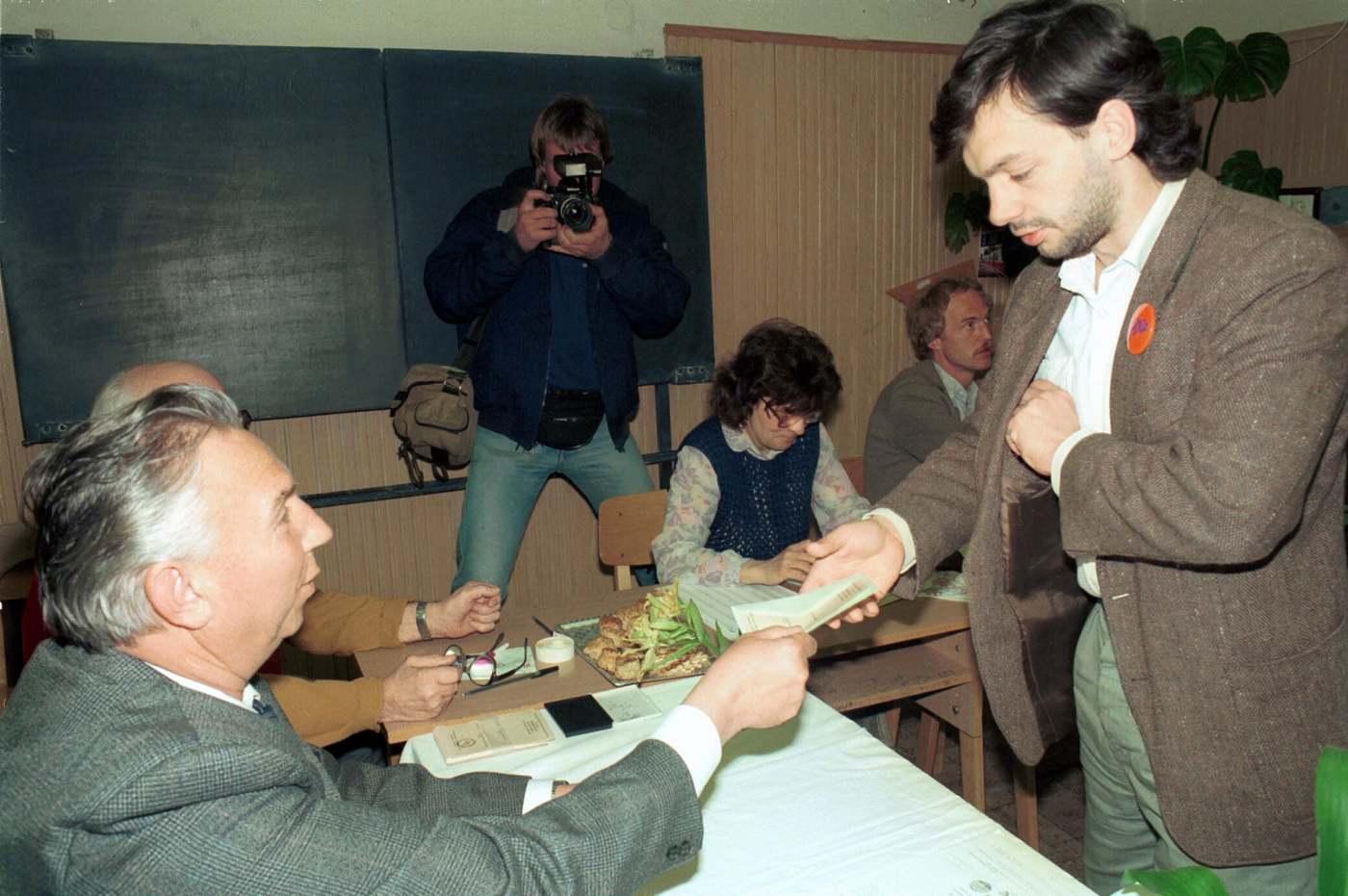 Így szavazott Magyarország az első szabad, többpárti választáson