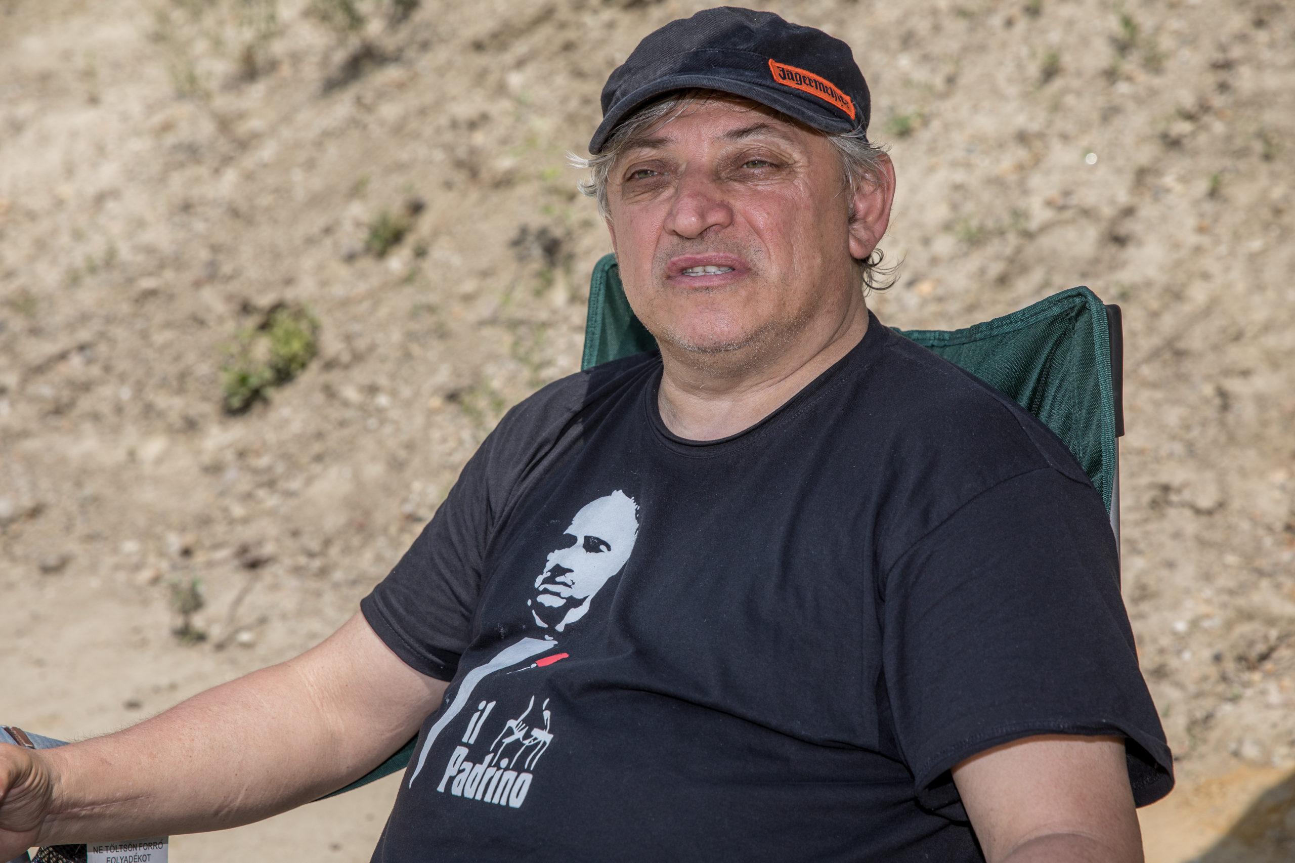 Badár Sándor többször is elkapta a koronavírust