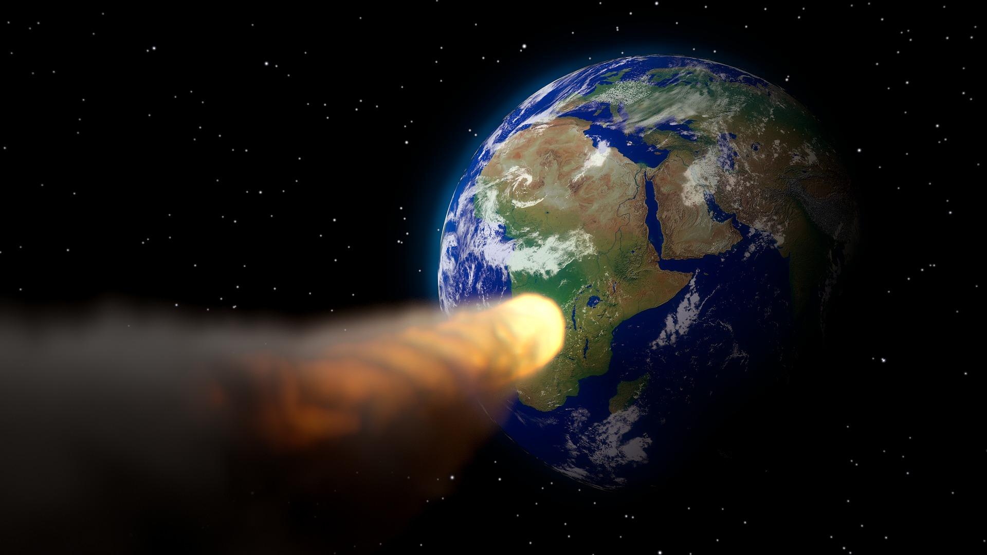 Óriási aszteroida száguld felénk