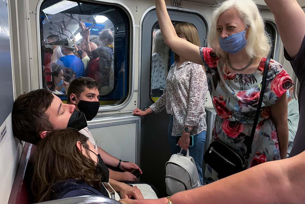 Ukrajnában nagy a baj a koronavírus miatt