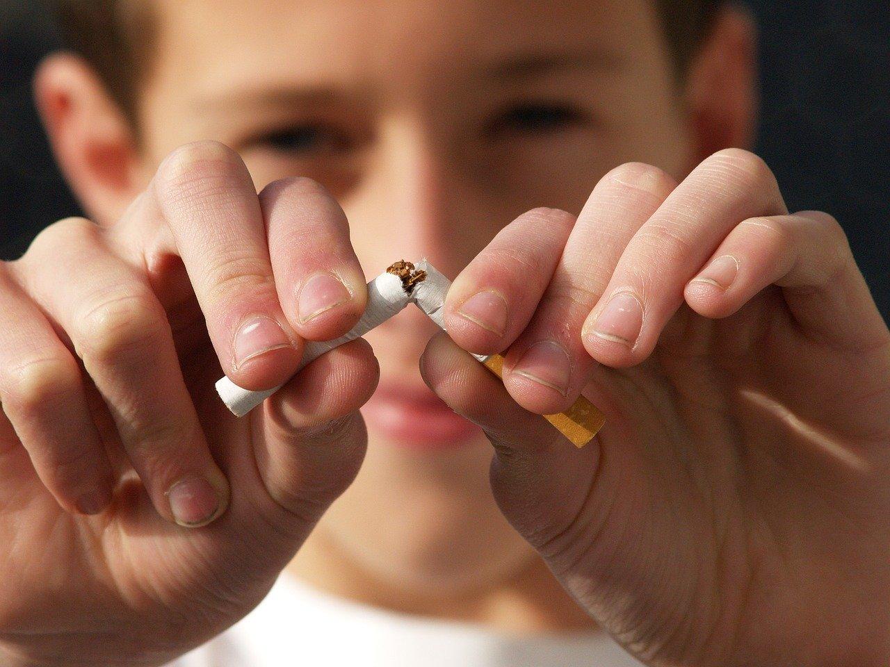 Hogyan lehet leszokni a gyermek dohányzásáról