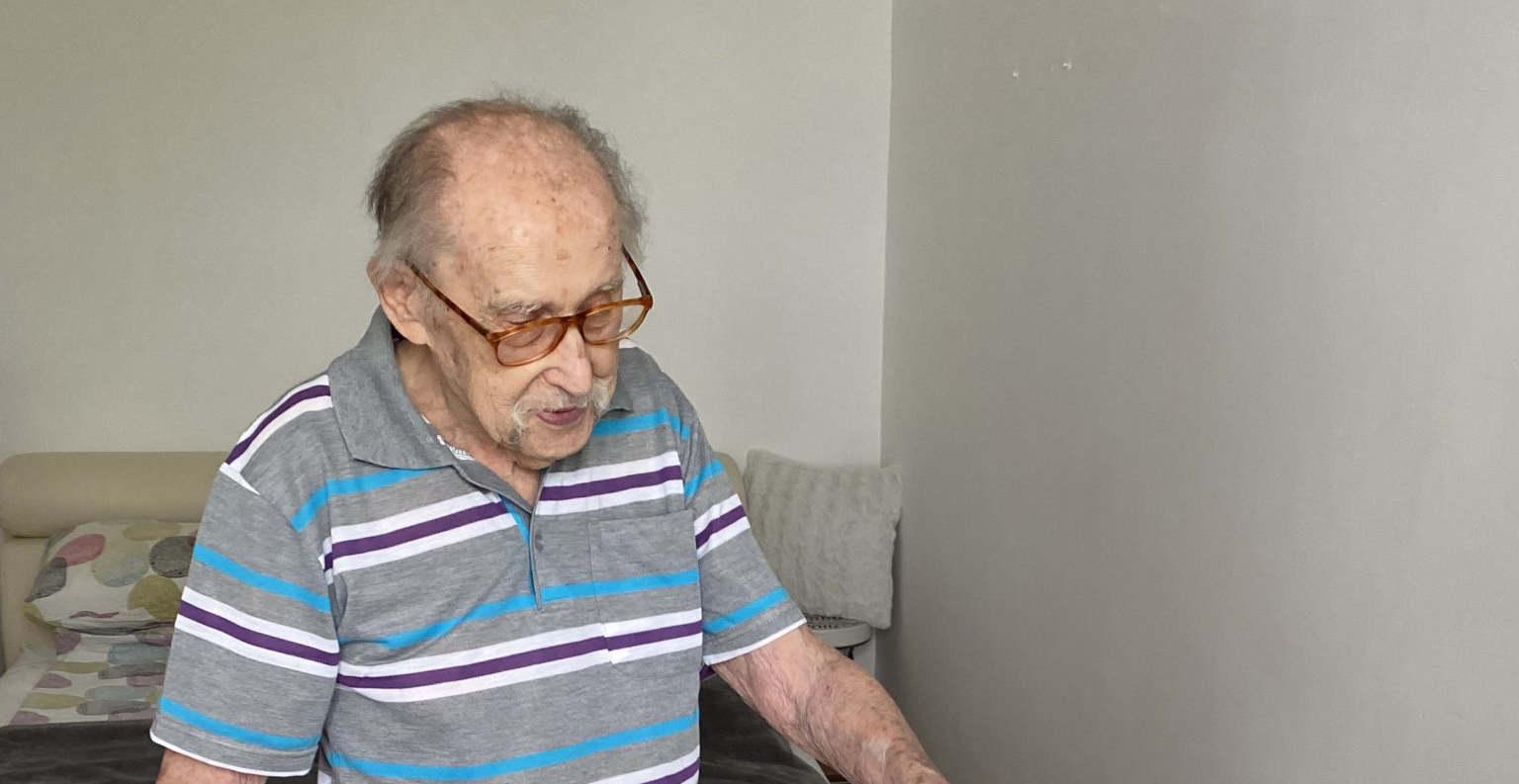 Százévesen lett dédnagypapa az egykori magyar hadifogoly