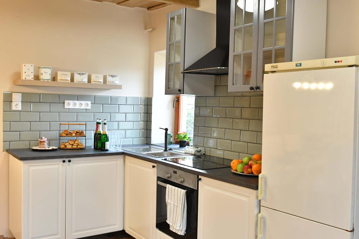 Új konyhát kapott a család. Fotó: TV2
