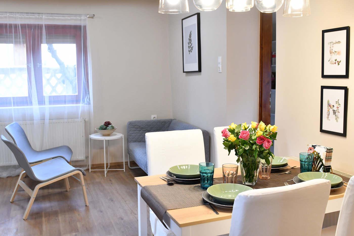 Íme, az új nappali. Fotó: TV2