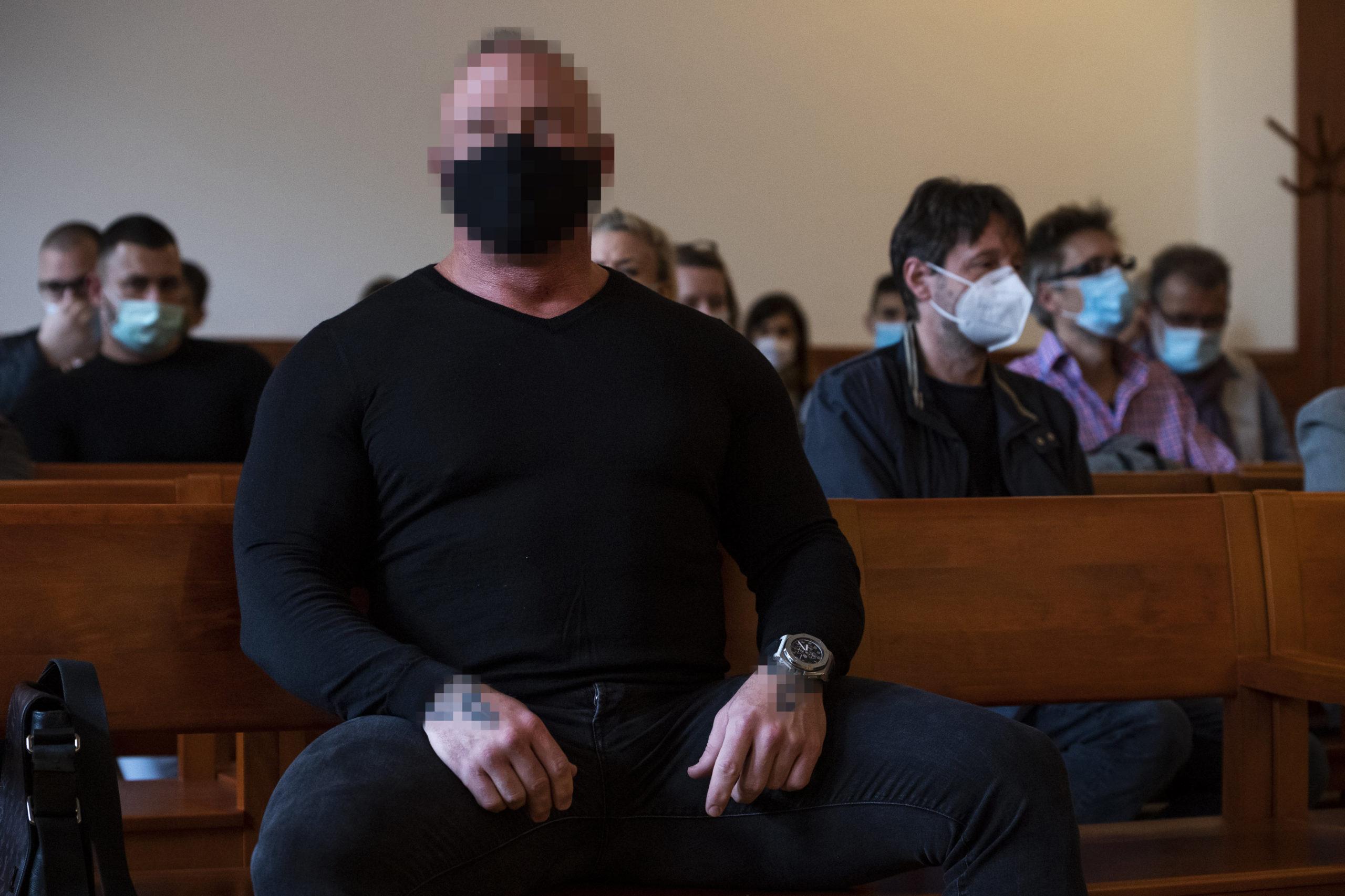 Előzetes letartóztatásban marad a Dózsa György úti gázoló