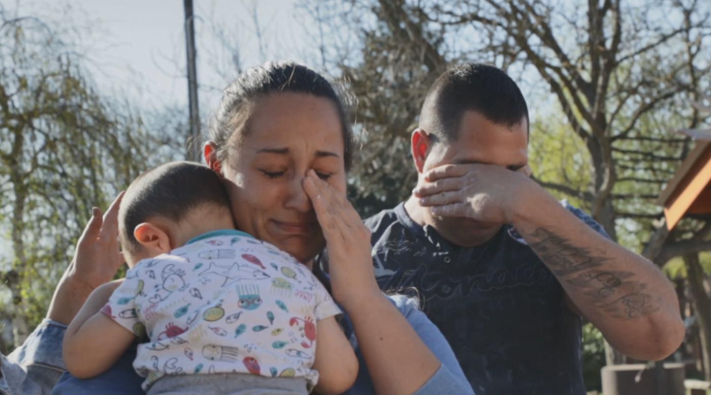 Újratervezés: mobilházat kapott a család
