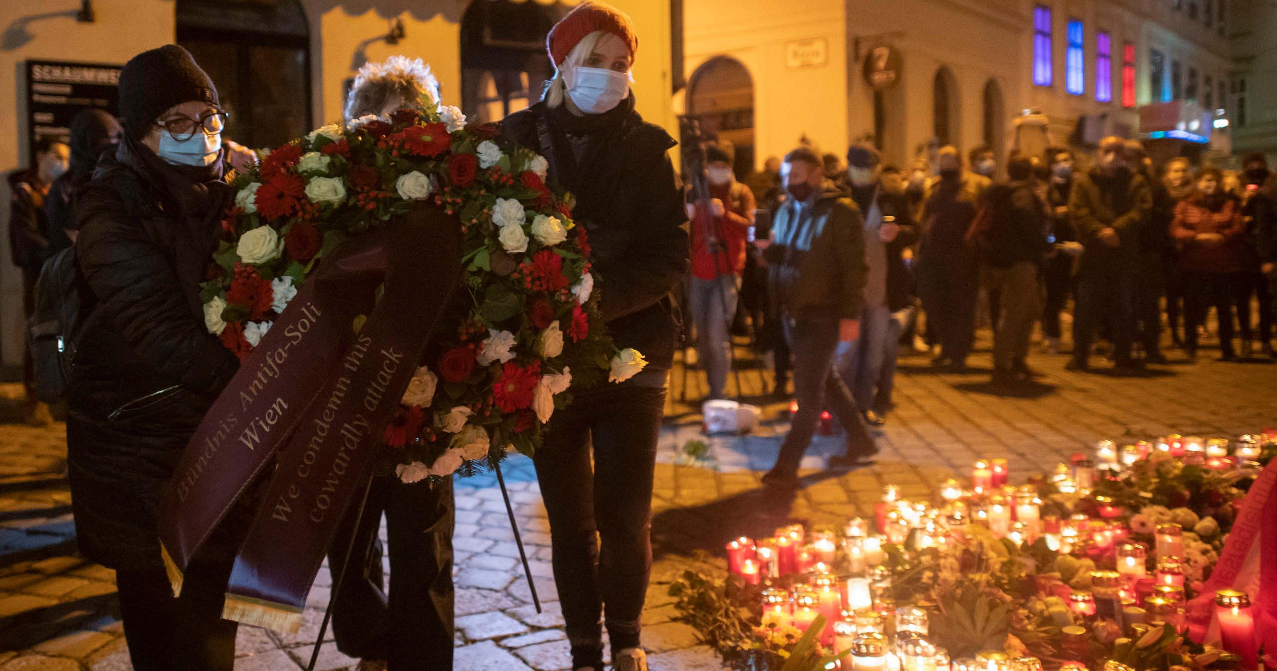 Bécsi merénylet: már 21 gyanúsított van