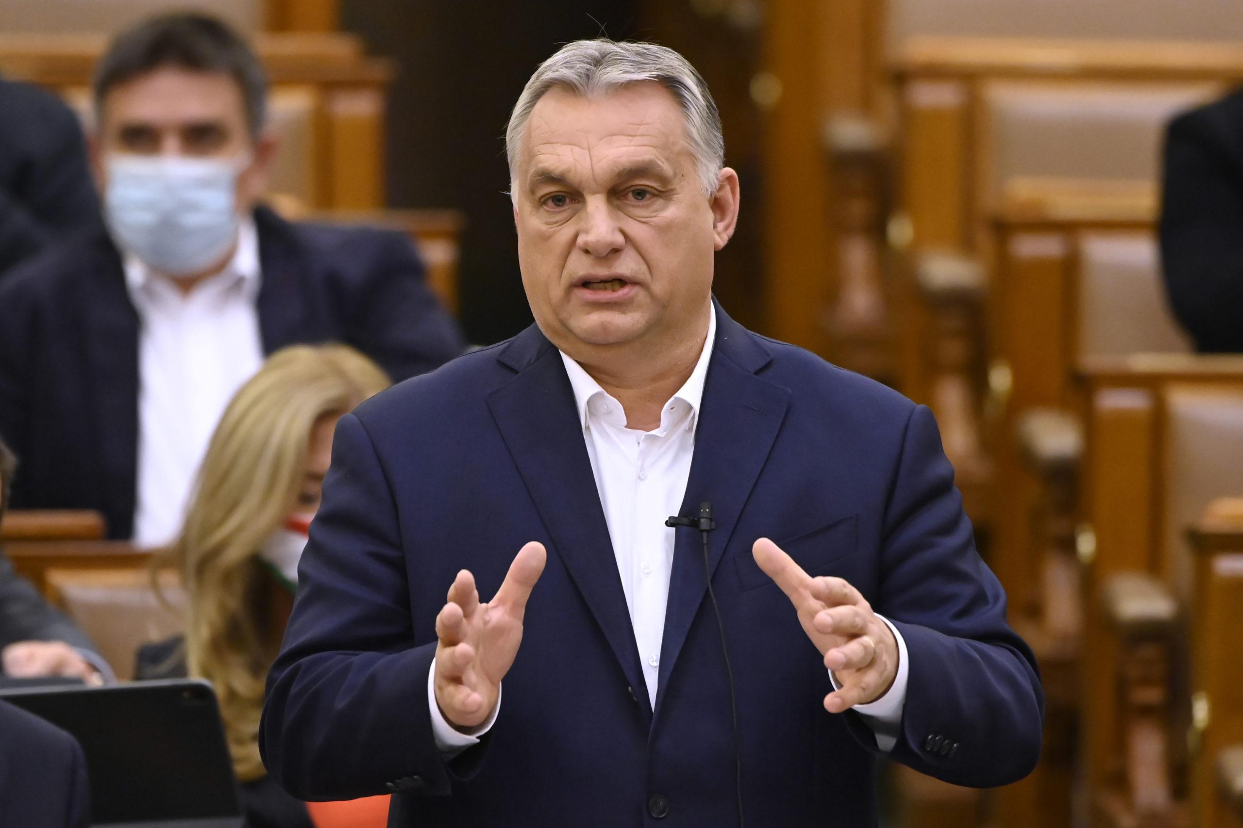 Orbán Viktor a baloldalnak : Nekünk minden élet számít, Önöknek semmi sem drága
