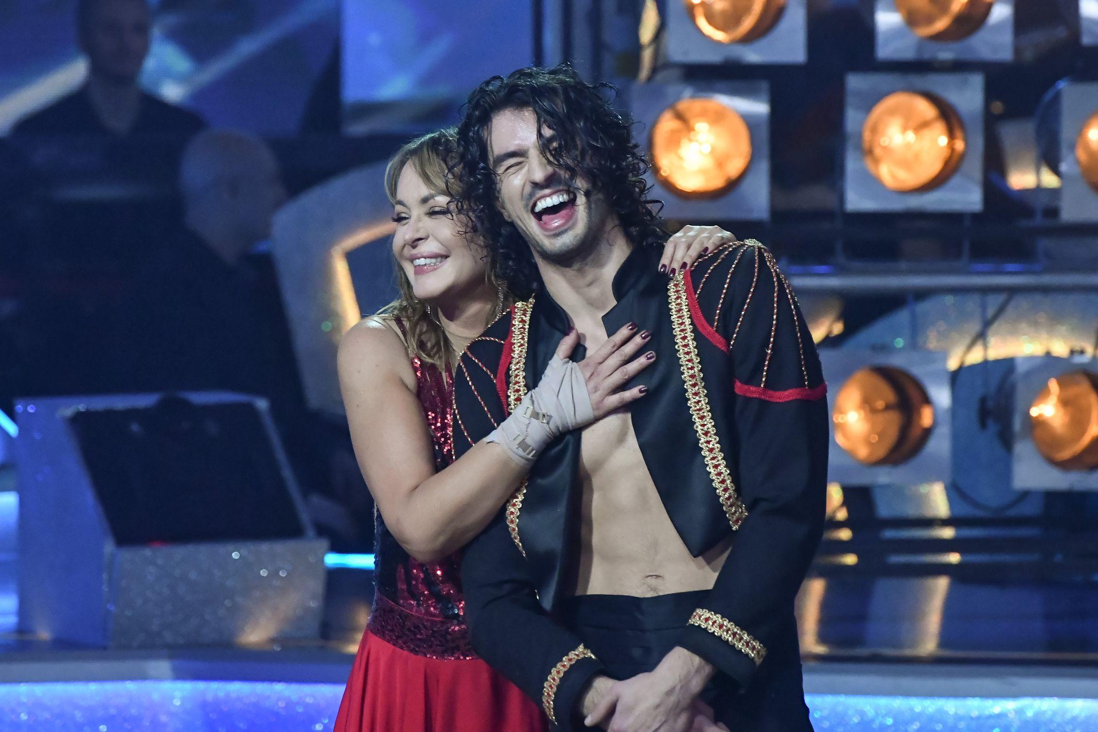 Andrei Mangra és Gabriela spanic