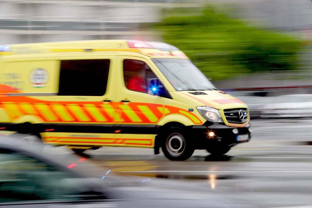 Hatalmas csattanás, durva baleset az M1-esen, teljes az útzár