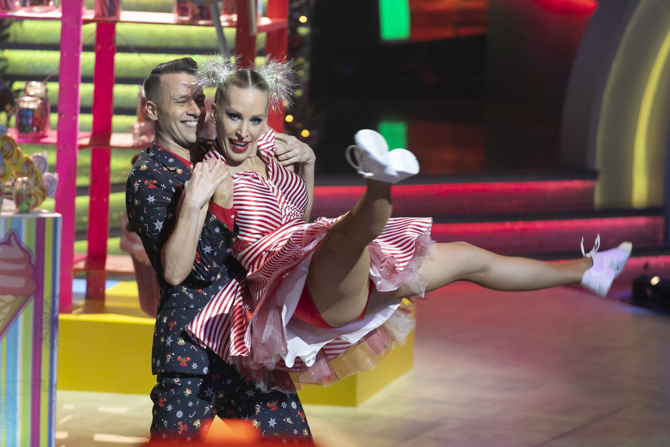 Pásztor Anna Dancing with the stars