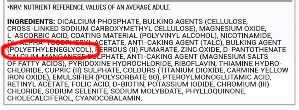 Gődény vitaminjában is benne van az, ami a vakcinában