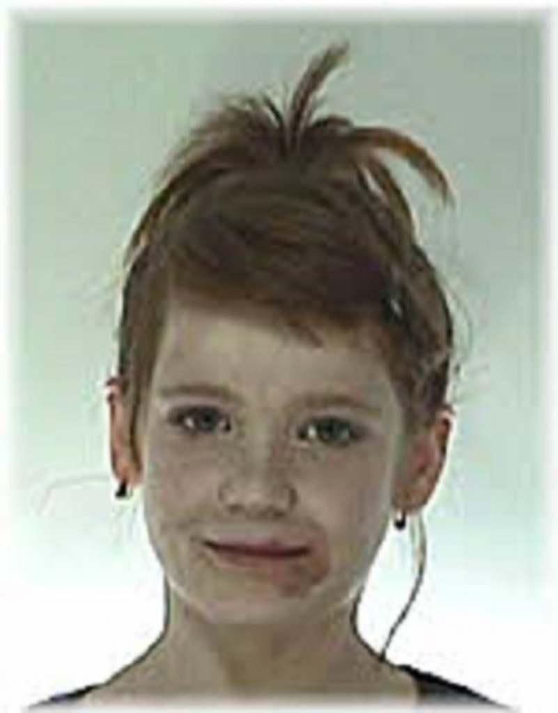 Eltűnt Farkas Evelin Klementina