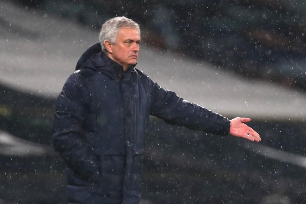 Mourinho modortalan volt a Tottenham veresége után