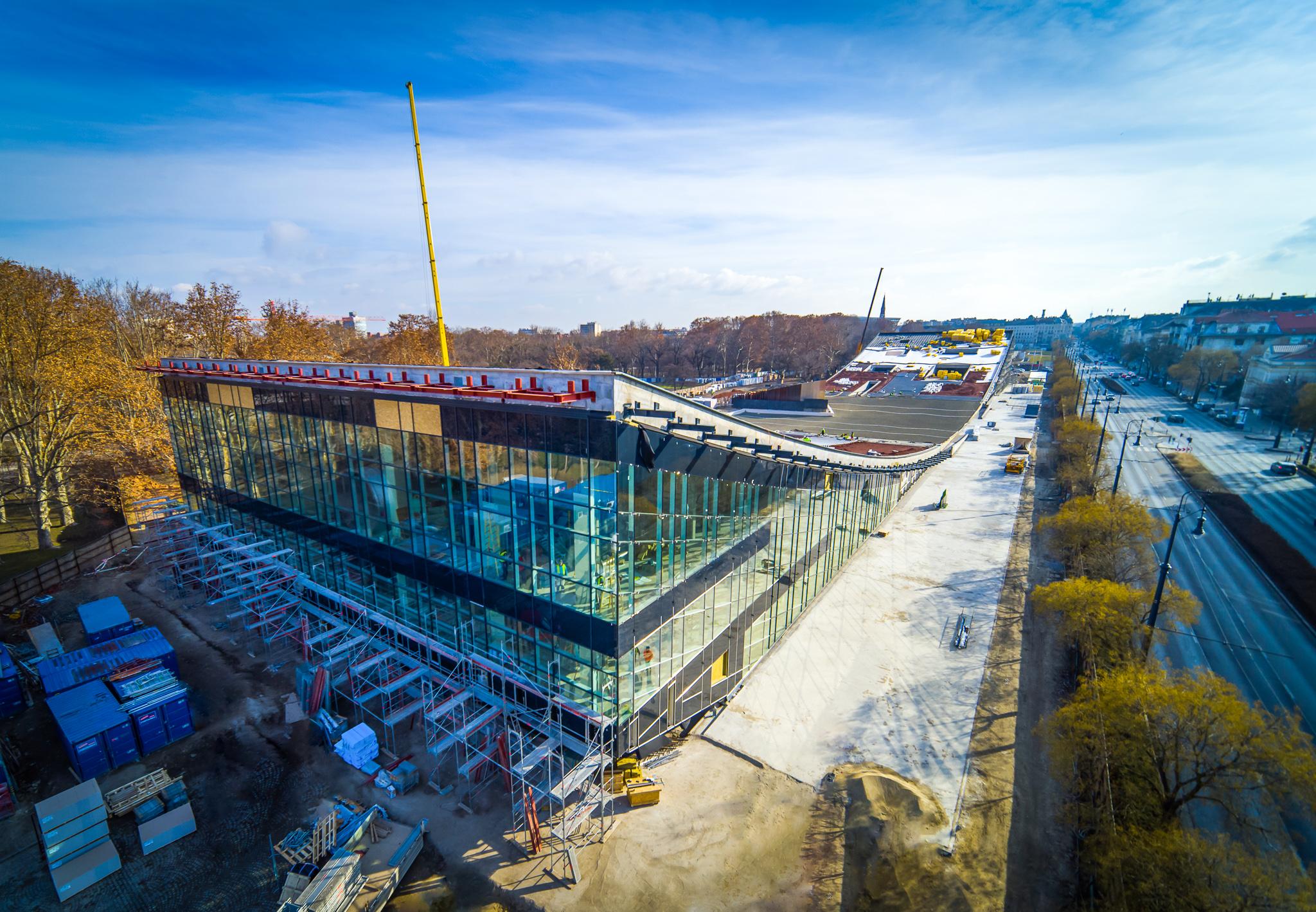 2018-ban a Néprajzi Múzeum új épülete a világ legjobb középülete lett