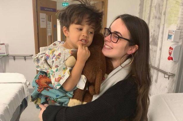 meghalhat a kisfiú, súlyos betegségben szenved