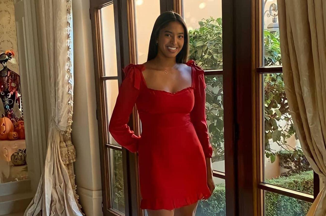 Kobe Bryant legnagyobb lánya, Natalia modellkarrierbe kezdett