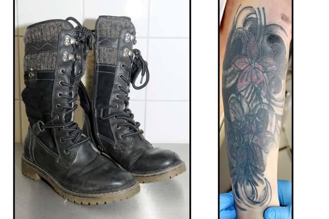 A Németországban meggyilkolt magyar bejárónő tetoválása