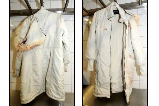 A Németországban meggyilkolt magyar bejárónő véres kabátja