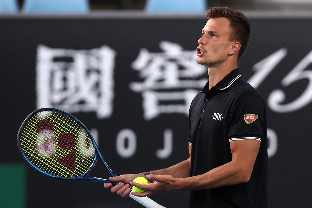Fucsovics Márton kiesett az Australian Openen