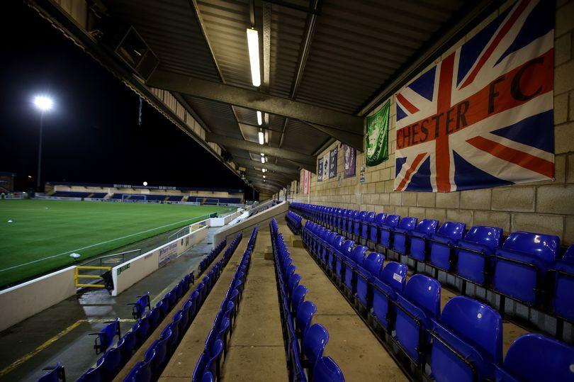 Pornóképekkel zavarták meg a Chester FC online beszélgetését