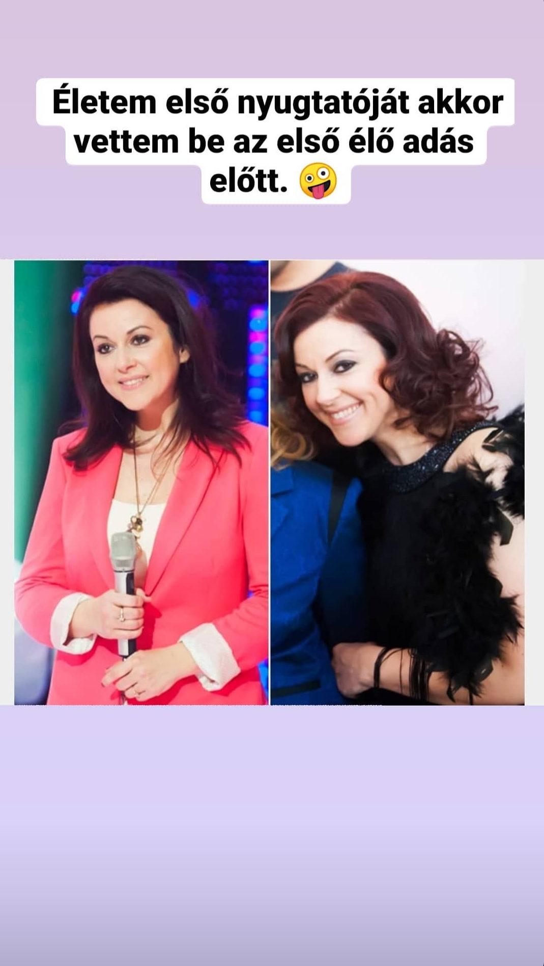 Erdélyi Mónika nyugtató nagy duett
