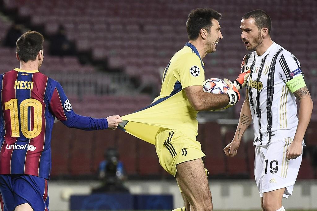 Buffon ma már csak kiegészítő ember a Juvéban, de Barcelonában például vele nyertek 3-0-ra a BL-ben