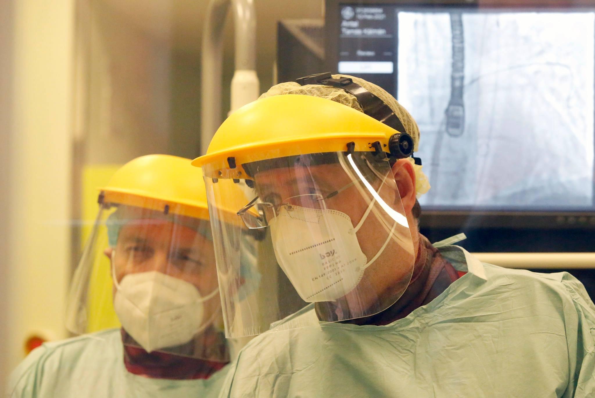 covid-beteg szívműtét