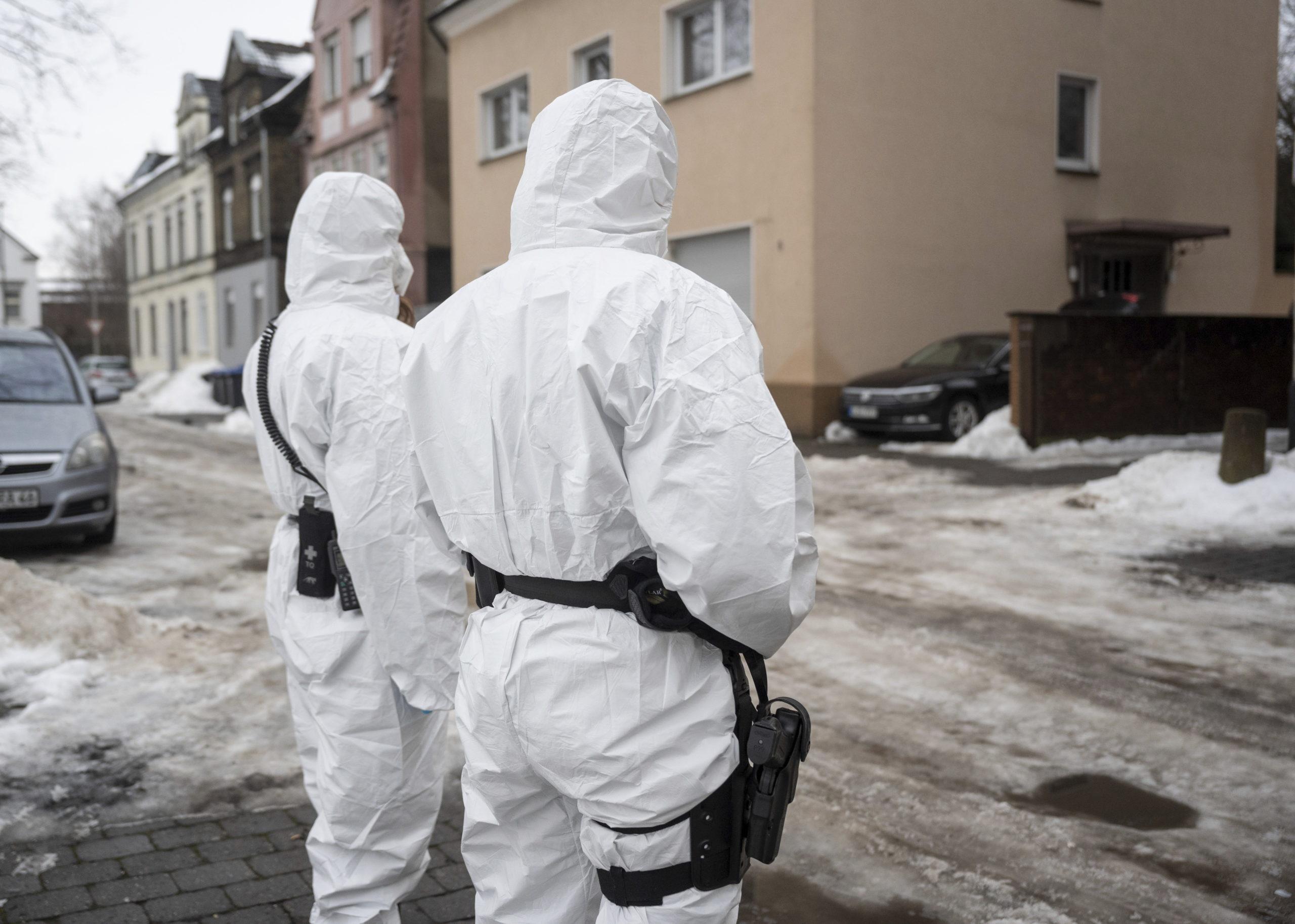 Németországban vesztegzár s mutáns vírus miatt
