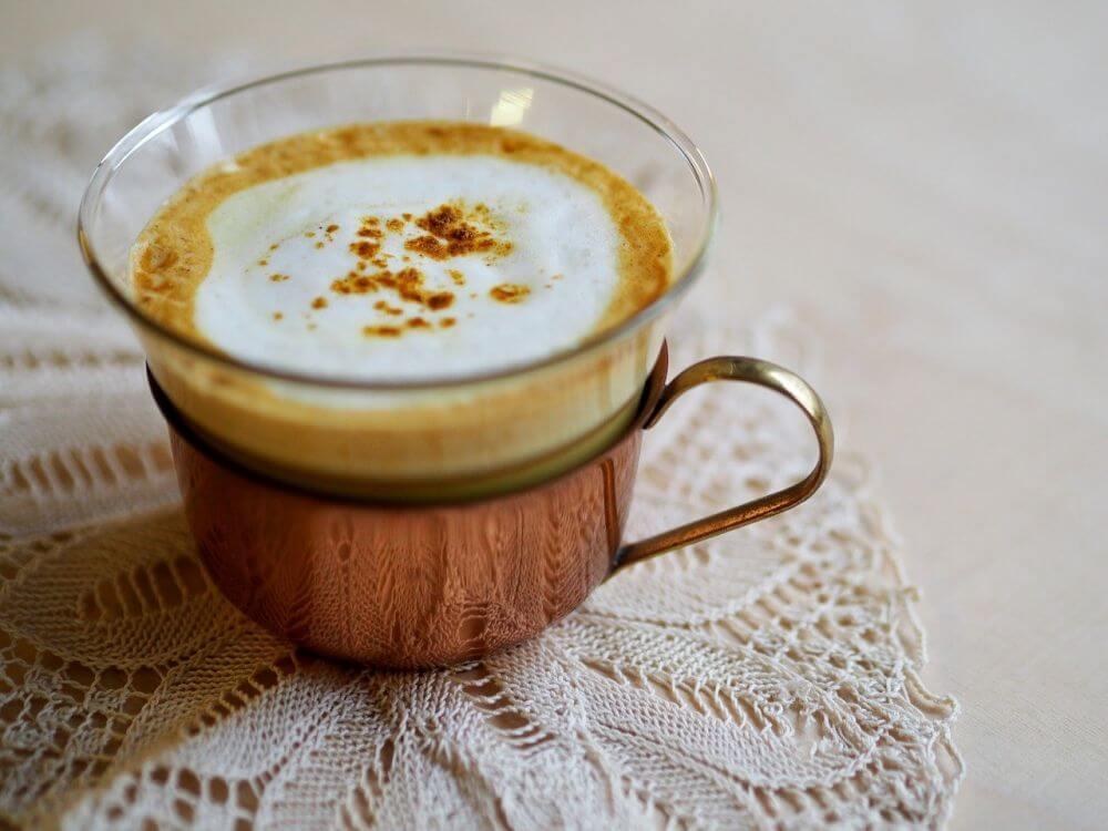 Immunerősytés kávéval