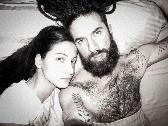 Varga Viktor és szerelme Lily