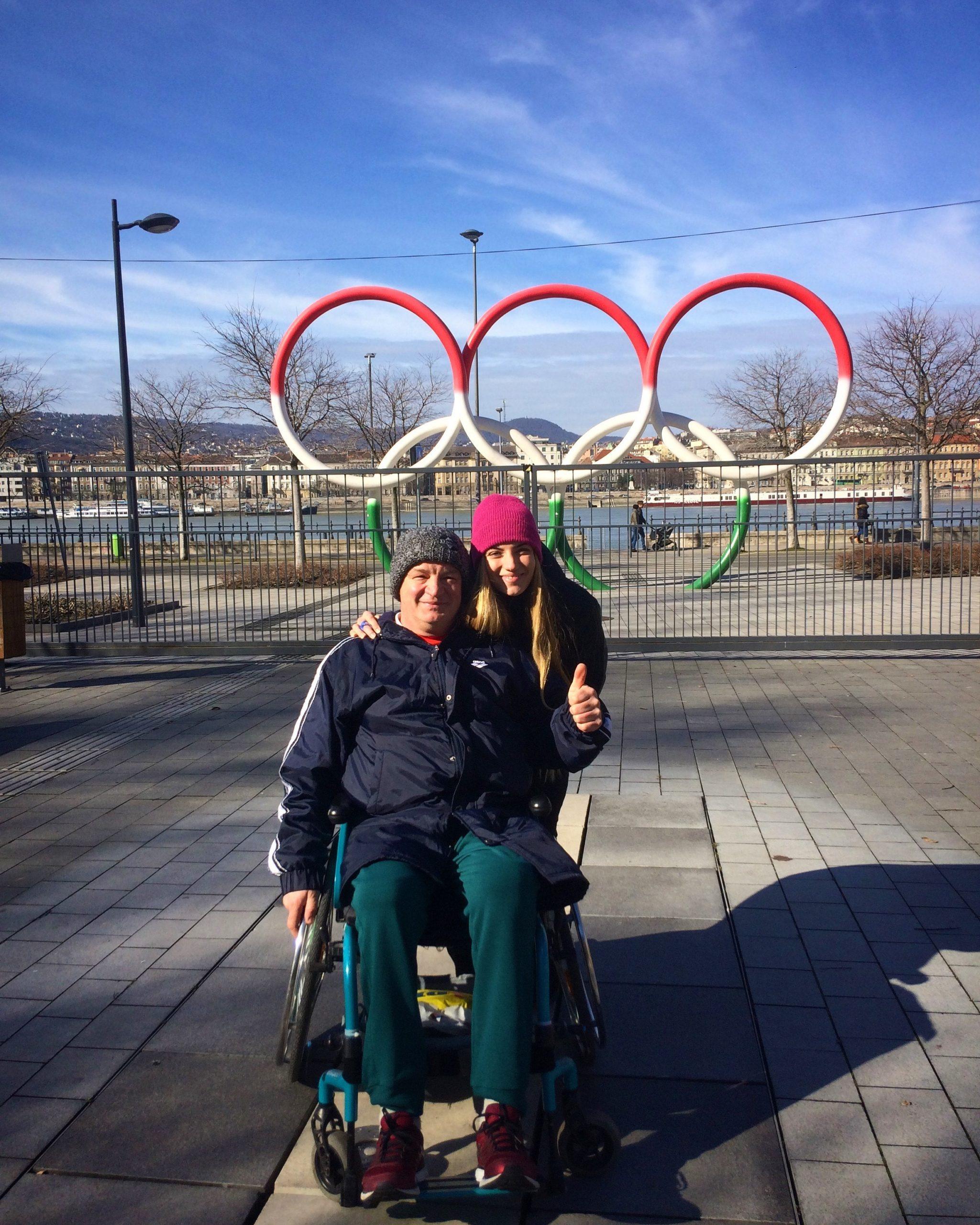 Gurisatti Gréta és Gurisatti Gyula együtt szerepelhet az olimpián
