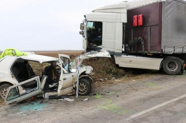 Somogyszili halálos autóbaleset