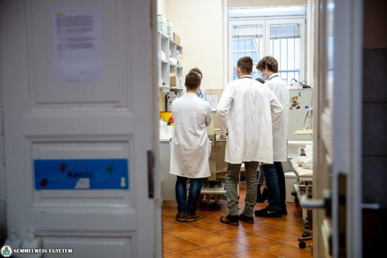 A magyar siker helyszíne a Semmelweis Klinika