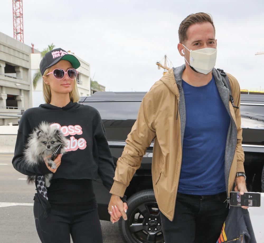 Paris Hilton kezét nagyedszerre is megkérték