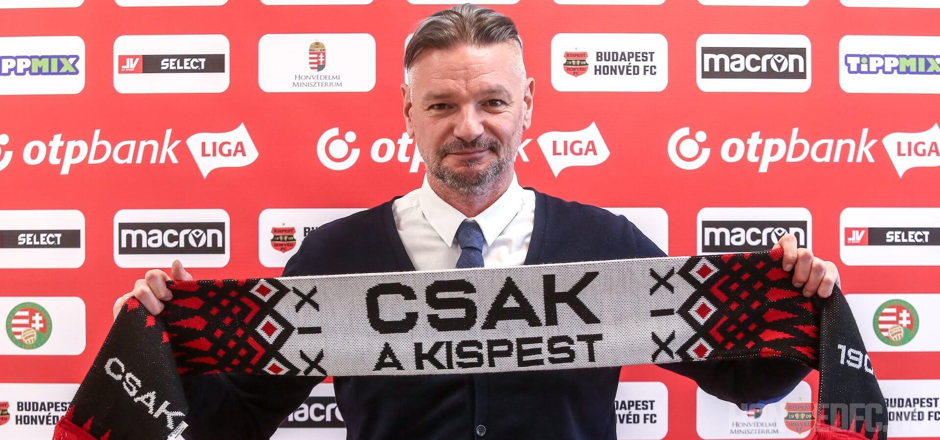 Horváth Ferenc a Ferencváros ellen mutatkozik be