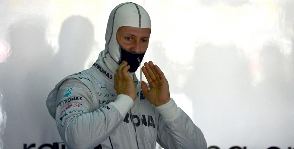 Schumacher állapotáról beszélt az olasz neurológus