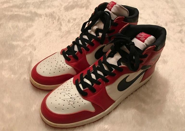 Tökéletes állapotban van a legendás cipő