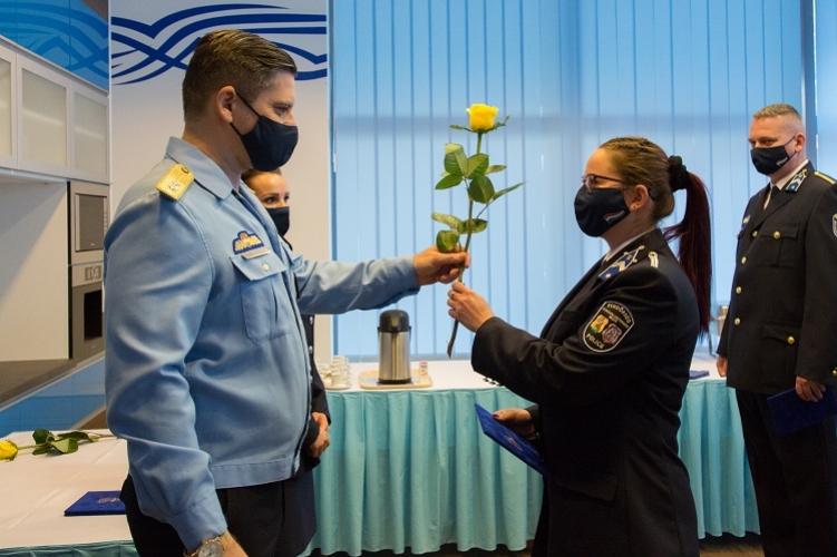 életet mentettek a tatai rendőrök