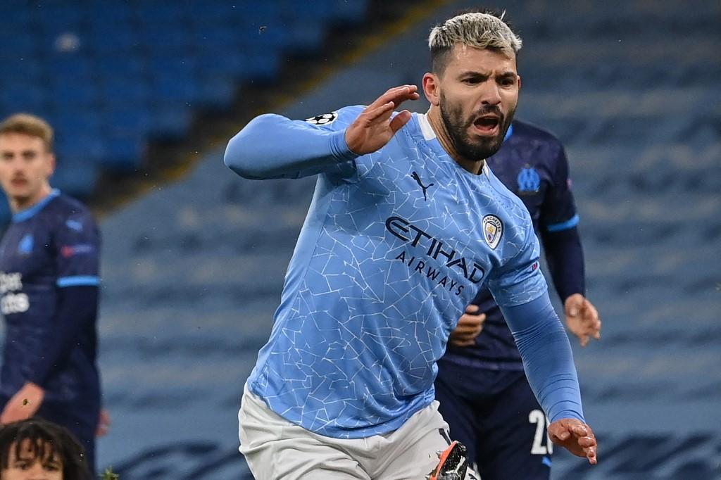 Sergio Aguero és Manchester City Budapesten lép fel